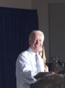 Biden speaking in Tampa